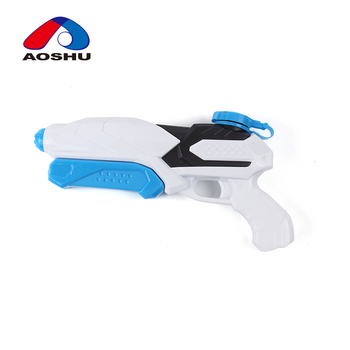 Wholesale interesting kid plastic summer outdoor games water gun toy with low price