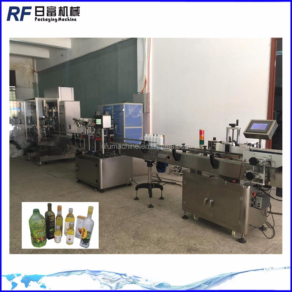 water filling machine and production equipment