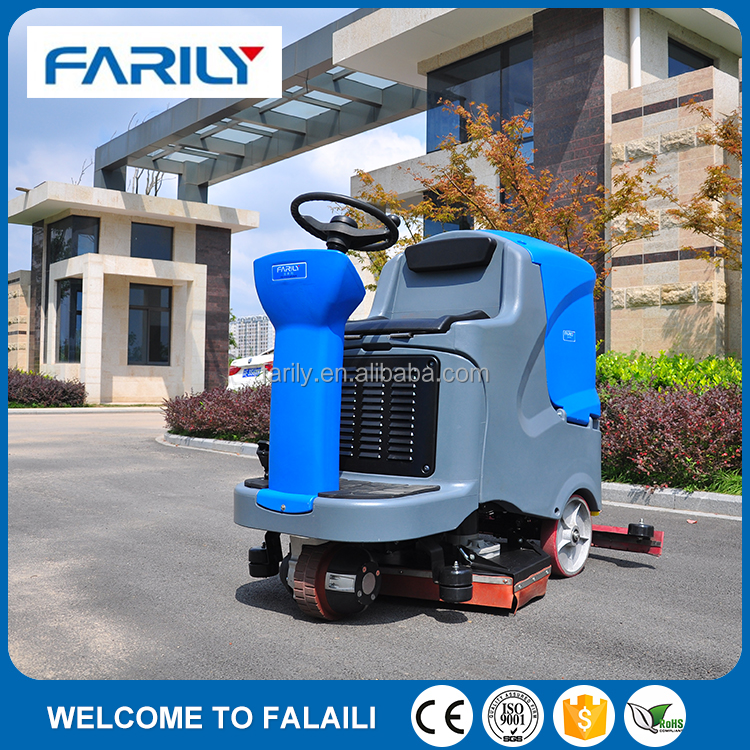 floor cleaning machines with CE