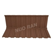 Durability Stone Coated Metal Roofing Tile Villa Roofing Tiles;Roof Tile Sheet Metal Price;Roof Insulation