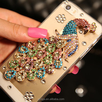for iphone 6 case diamond phone case for iphone 6 mobile cover / custom soft clear tpu case