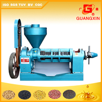 6.5T/24hr oil pressing plant ,oil extractor machine