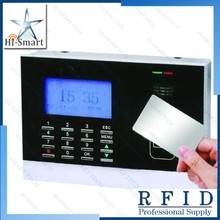 RFID Contactless 0.8mm LF RFID Access Control T5577 Chip Card