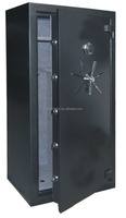 Fireproof heavy duty gun safe box gun safe with safe locker