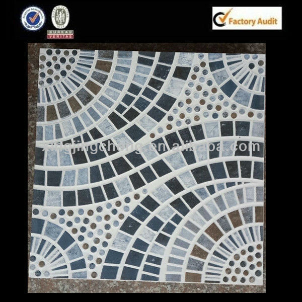 manufacturers selling ceramic glazed patchwork floor tile