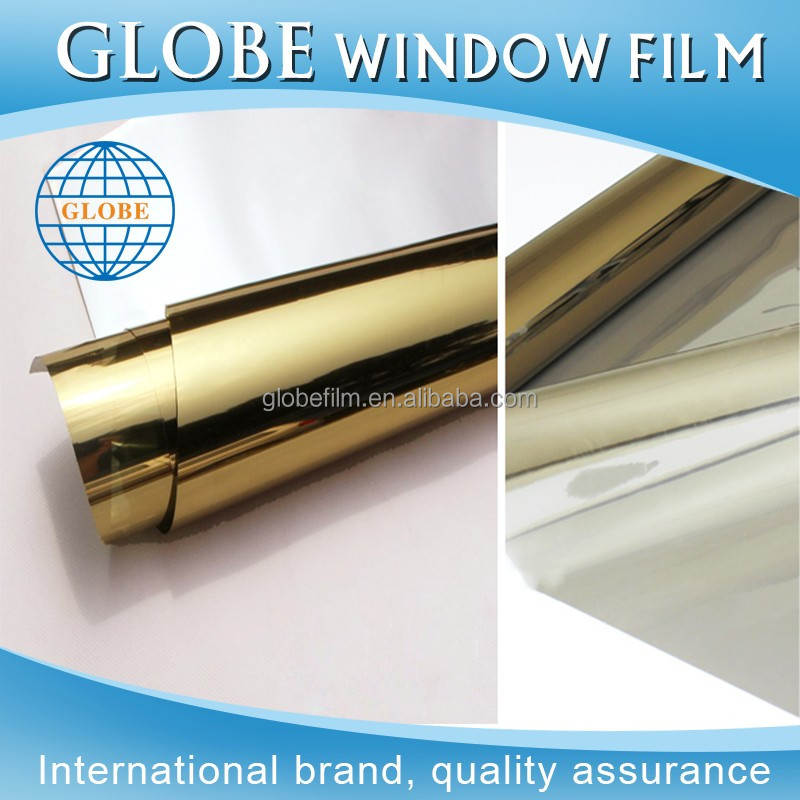 Factory supply solar uv rejection 99% llumar building window tint film