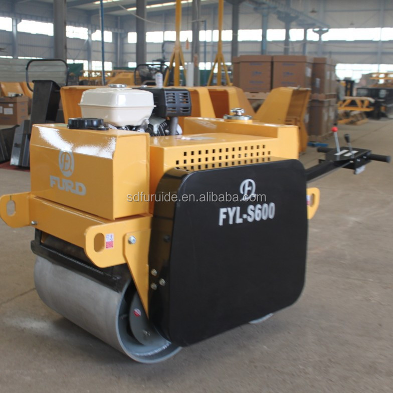 Walk-behind Light Tandem Roller (FYL-S600)