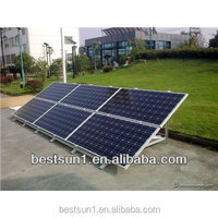 3000w commercial CE TUV proved solar panel pallets