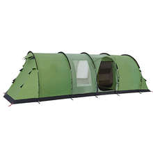 Competitive price family camping high quality tunnel green tent