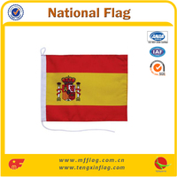 Outdoor Advertising Sports Professional Factory Supply 100% Spun Polyester Flag