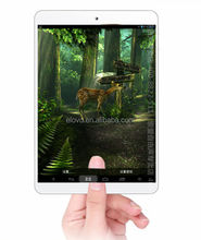 7.85inch touch tablet android cheap sim card bulit hot sales pc tablet china product