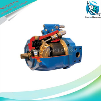 Hot sale good quality A10VO63 main pump for excavator