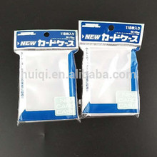 Factory direct supply accept yugioh korean card sleeve