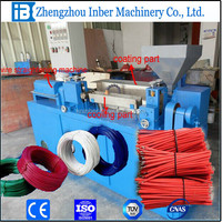 Automatic Steel Wire Straightening And Coating