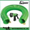 Expanding Hose Green Flexible Expandable Safe