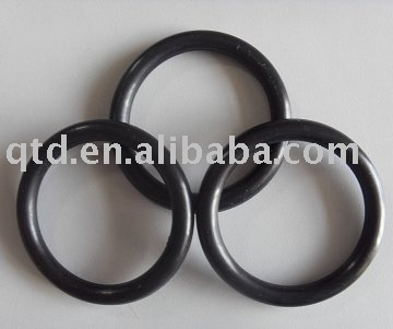 colored rubber o ring (NBR, viton, silicone, EPDM)