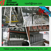Small Gypsum Block Production Line Machinery(Low Investment)