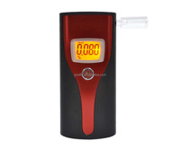 CE Patent LCD Display Breathalyzer 3-digits Breath Alcohol Tester Alcoholmeter
