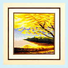 Late autumn landscape home decoration wall painting