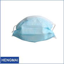 High Quality Non woven Air filtered Nurse Face Mask