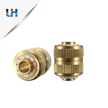 alibaba best sellers brass car wash and watering equipment garden hose pipe connector wholesale in China