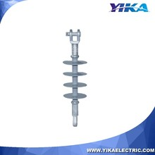 Wenzhou Yika IEC 15KV Silicone Tension Suspension Polymer Insulator
