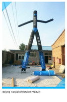Outdoor high quality advertising inflatable air dancer