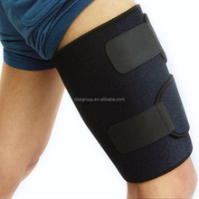Sports Leg Slimming Wrap Adjustable Neoprene Thigh Support