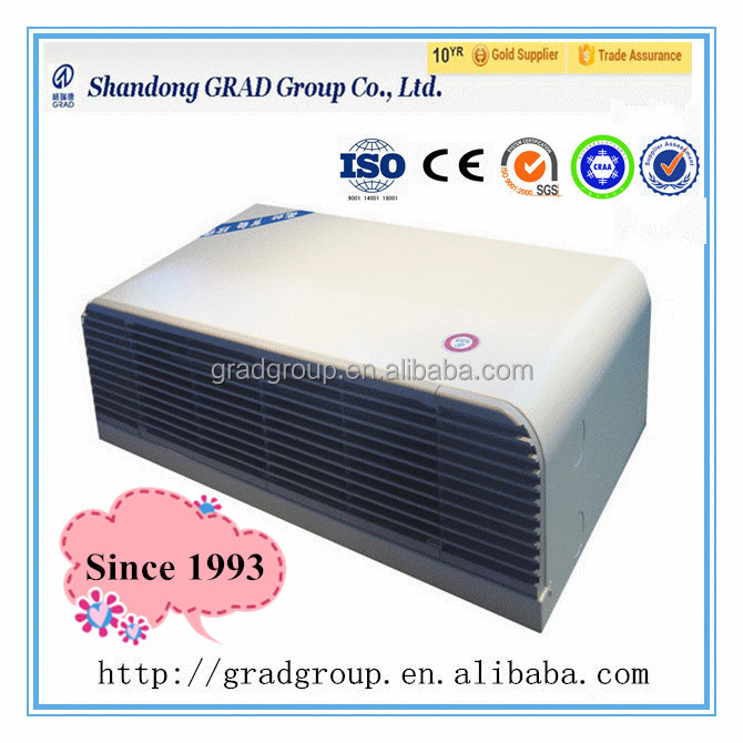 Good quality wall mounted air conditioner parts ceiling exposed fan coil unit