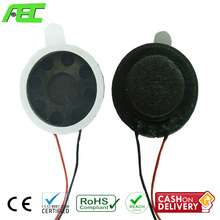 High quality 20mm 8ohm 1.5w mylar small speaker