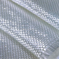 High Quality E/C Glass Fiberglass Woven Roving Fabric For Wall/Roof Covering Cloth