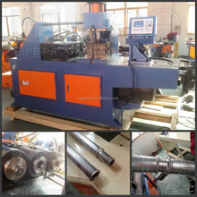 TELHOO automatic Metal Pipe End Forming Machine (especially diameter reducing, expanding and and flattening)