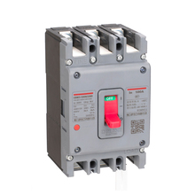 Popular Delixi CDM3 10A to 1250A MCCB Molded Case Circuit Breaker