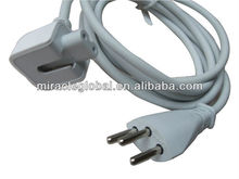 100% original power cable for apple power cable EU US UK