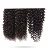 Brazilian Jerry Curly Bundles 1/3 Piece Human Hair Curly Weave Extensions