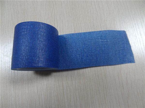 2019 heat resist blue color automotive paint masking tape
