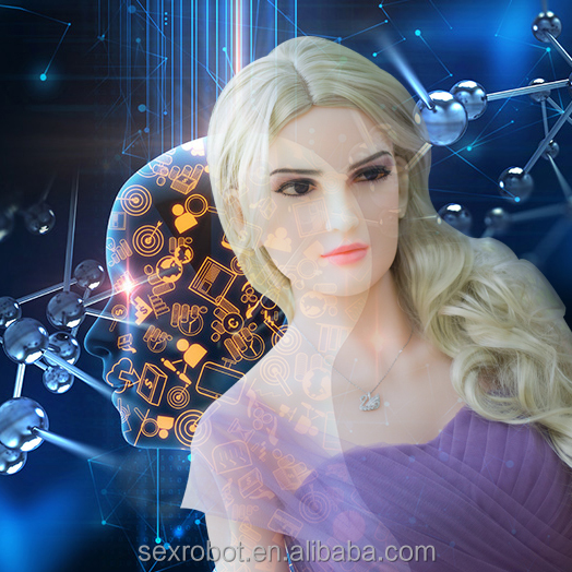 2018 New humanoid silicone sex doll robot about Emma has replaced of  silicone sex doll for men 1b171decd4