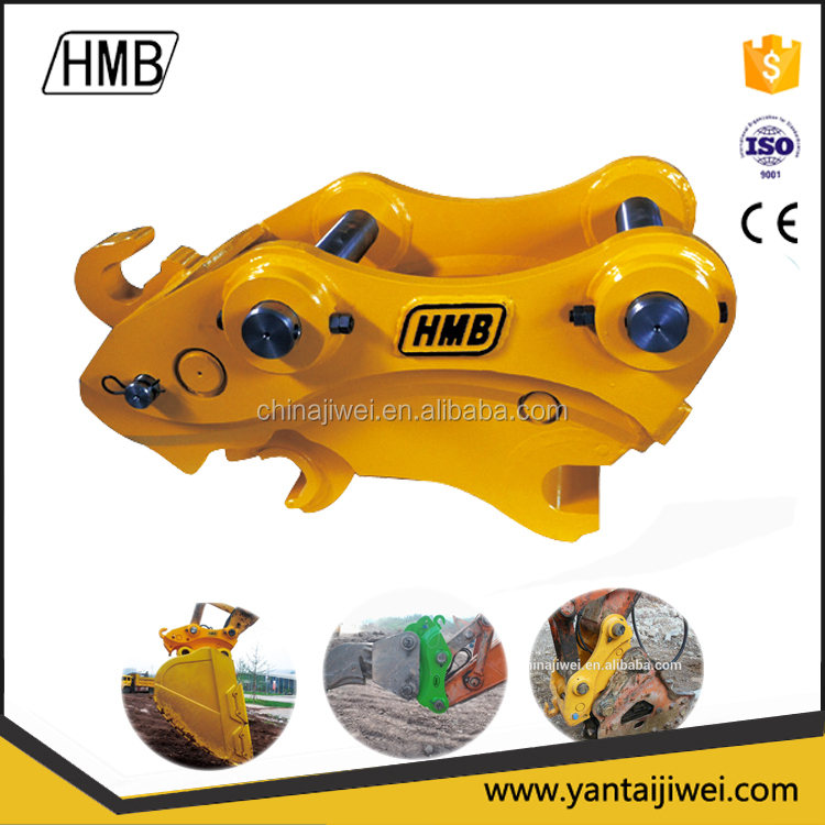 hydraulic quick coupler for kobelco excavator spare part