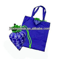 Fashion satin shopping bag for shopping and promotiom