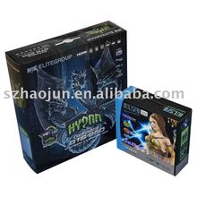 CD packaging paper box