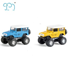 wholesale pull back toy car die cast metal jeep for promotional
