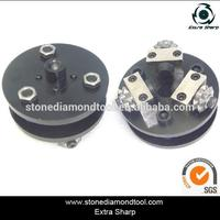 Diamond Tools/ Bush Hammer Abrasive Rollers for Grinding Stone
