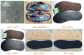 Relieve and revitalize sore strong magnet PVC magnetic insoles