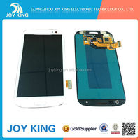 China manufacture mobile phone for samsung S3 I9300 cheap lcd screen