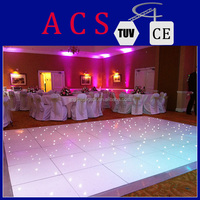 Party partner Portable Theatrical Lighting led dance floor, Inductive Video led dance f , sexy portable wireless led stage light