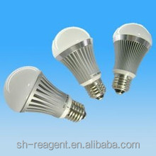 5W 7W 9W LED bulb light, LED bulb lighting, LED light bulb voice actived LED bulb
