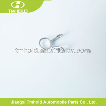 single wire hose clamp without screw(bending)