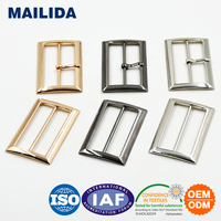 MJ135 High quality pin buckles for garments