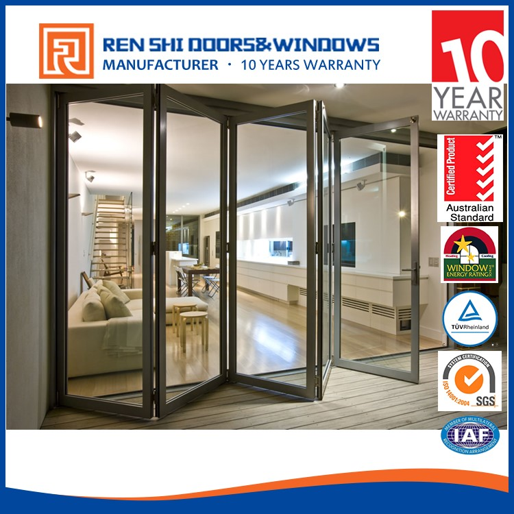 AS2047 standardfire rated aluminum glass models of doors to room