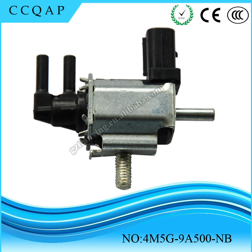 China manufacturer wholesale high quality 4M5G-9J559-NB 12v electric vacuum solenoid valve